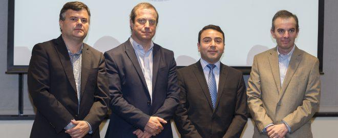 Superintendencia de Educación Superior se reúne con rectores de Vertebral
